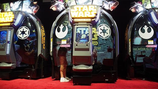 Star Wars Battle Pod Gaming Setups