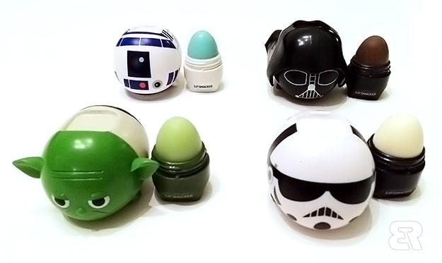 LiP SMACKER Hits The Geek Spot With New Awesome Star Wars Lip Balm