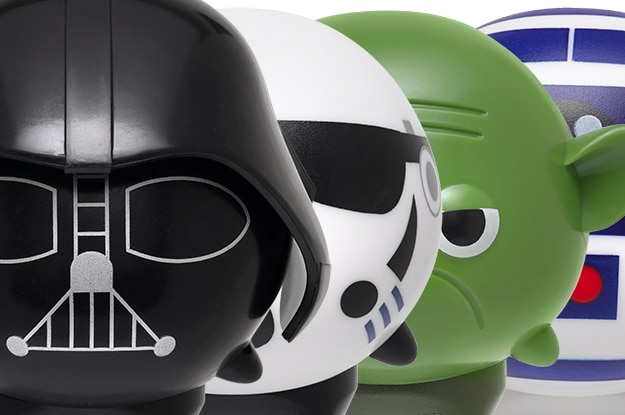 Star Wars LiP SMACKER Lip Balm Header
