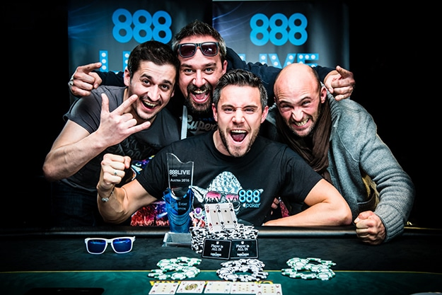 World Series of Poker 888 Image