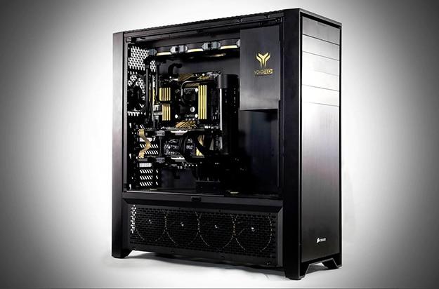 YOYTech XDNA Aurum 24K Gaming Setups