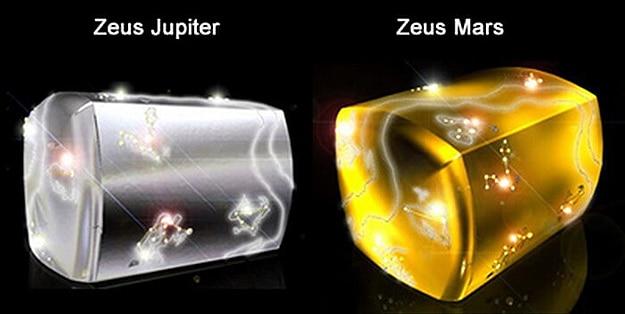 Zeus Jupiter Cases Diamond Gaming Setups