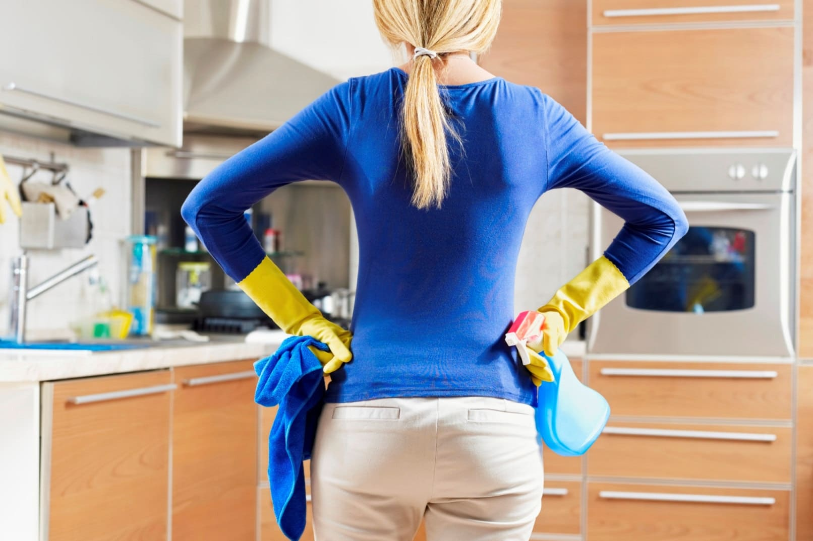 10 House Cleaning Tips Header Image