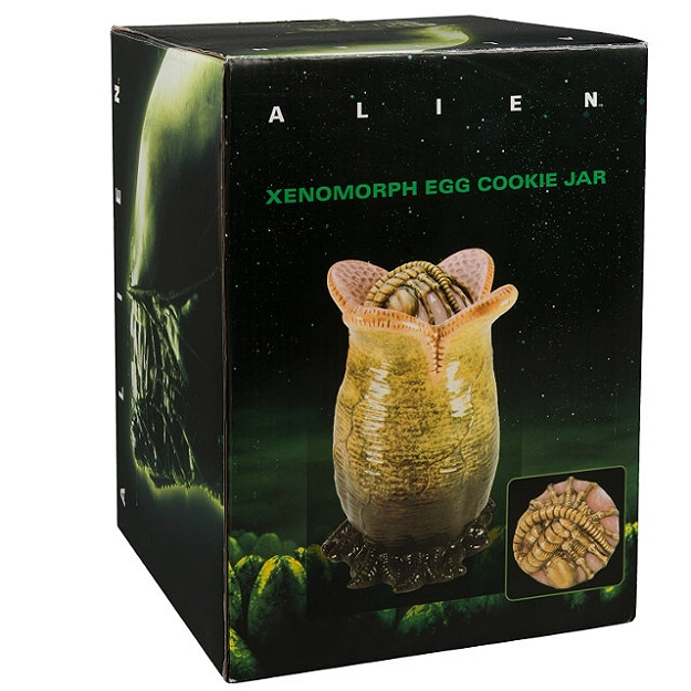 Alien Facehugger Cookie Jar Image 5