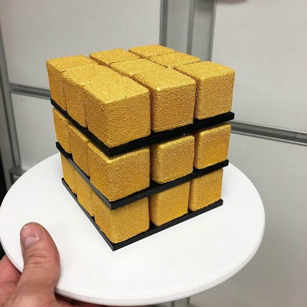 Amazing Rubik's Cake Pastry Creation 2