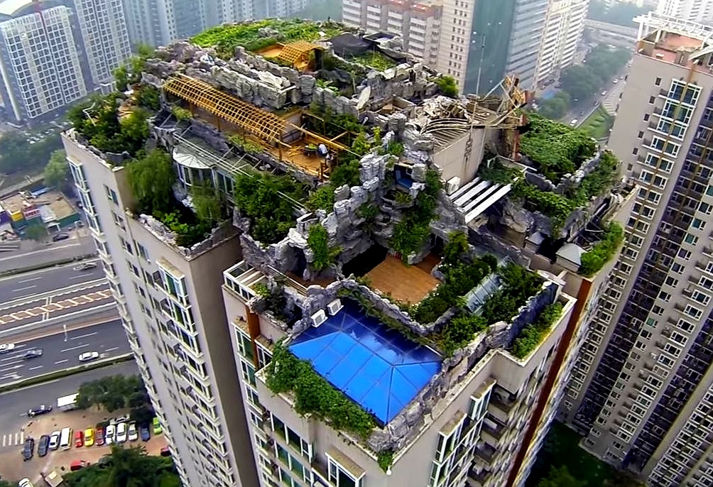 This Skyscraper Mountaintop Mansion Is The Getaway You Dream About