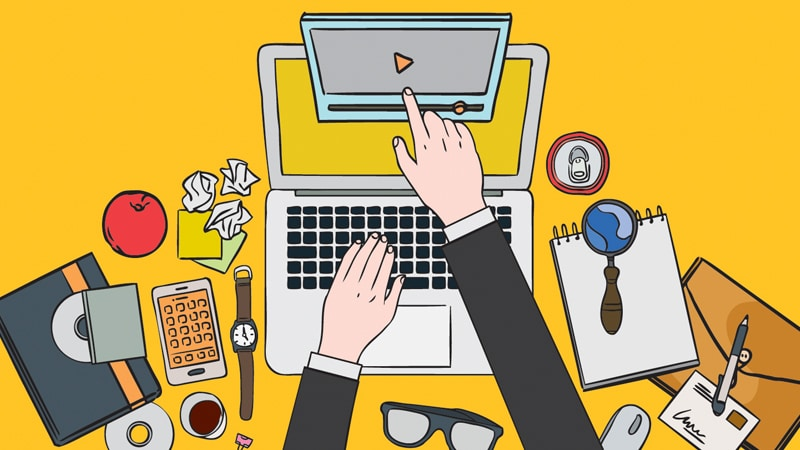 Animation Explainer Videos Business Header