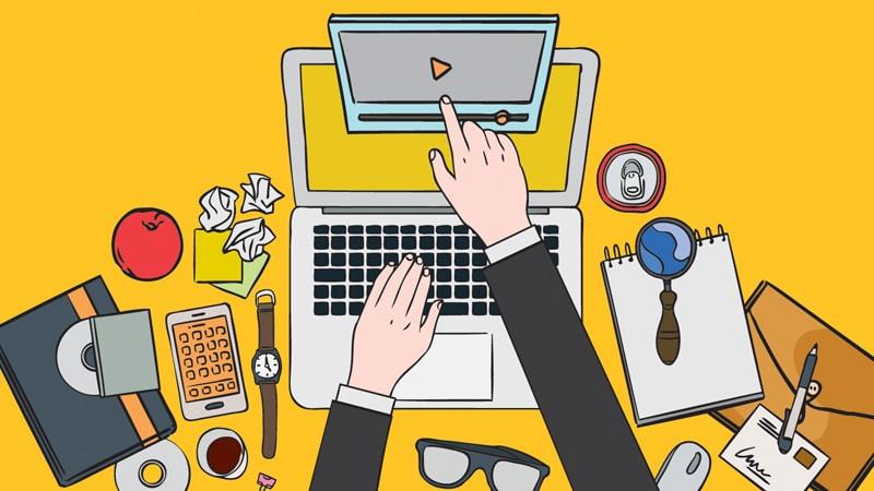 Animation Explainer Videos Business Header