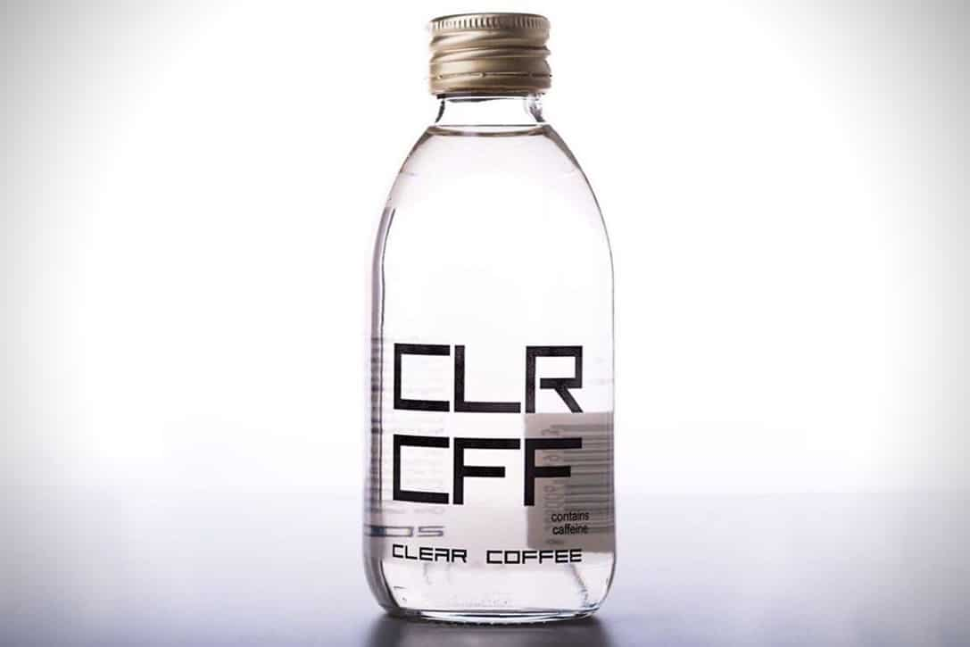 Clear Coffee Bottled Beverage Image 2