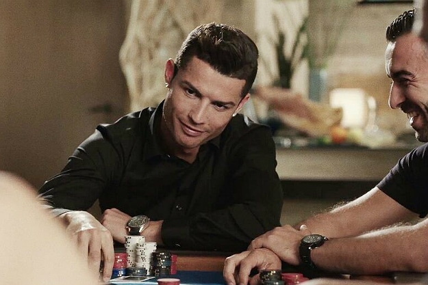 Famous Soccer Players Poker Table