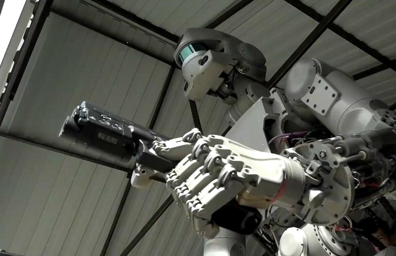 This Gun-Wielding Russian Robot Could Start The Terminator Apocalypse