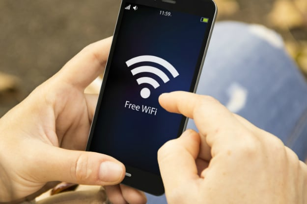 Free VPN Public Wi-Fi Security Header