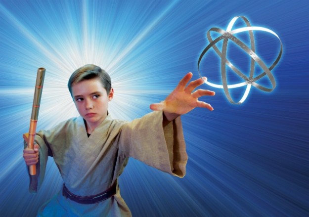 Geeky Gifts Jedi Force Levitator Header