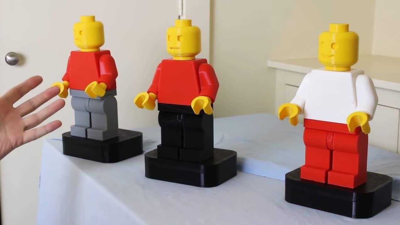 Giant LEGO Blaster VR Shooter Image 2