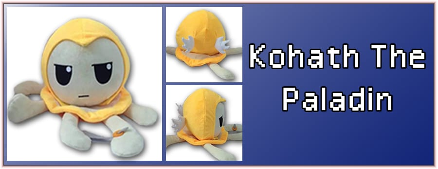 Homemade Plush New Kohath Final