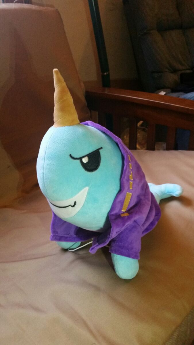 Homemade RPG Plush Toy Image
