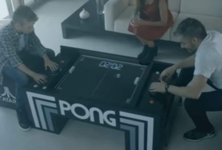 PONG Coffee Table Image