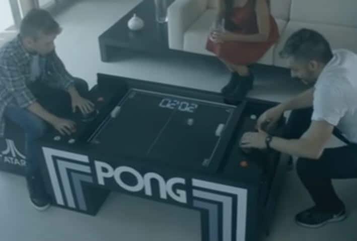 PONG Coffee Table Image