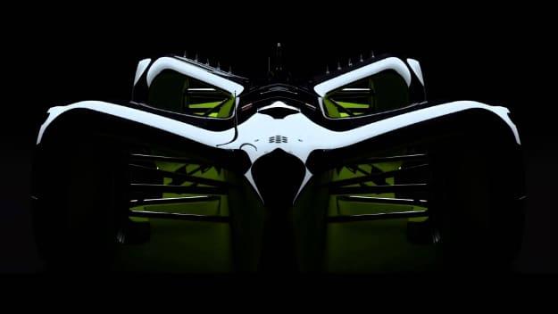 Roborace Autonomous Formula E Car 1
