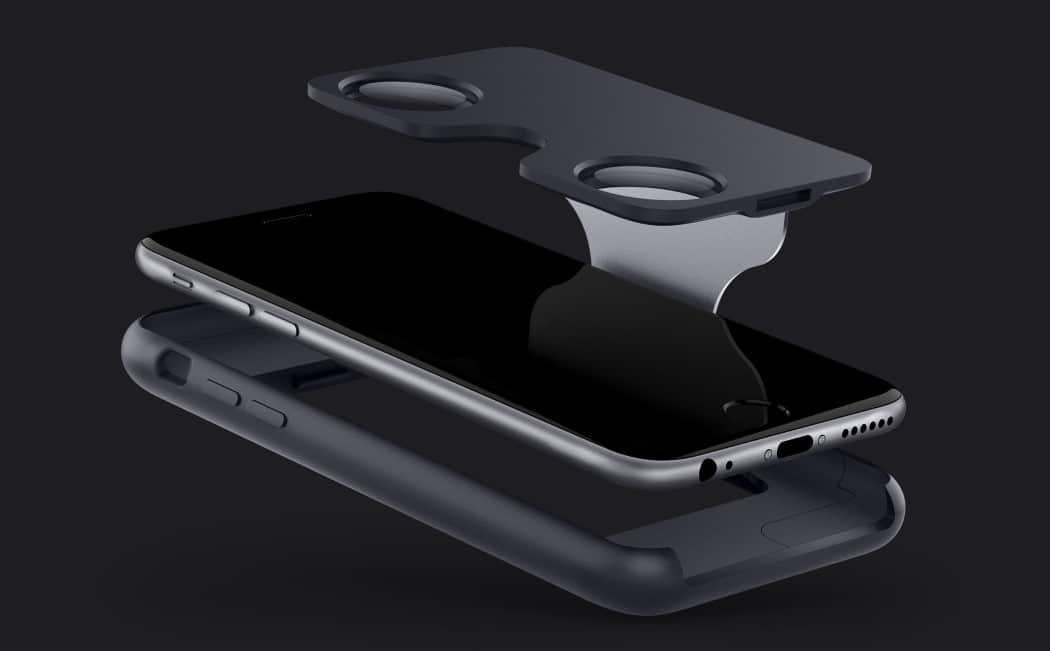 Slimmest Smartphone VR Case 1