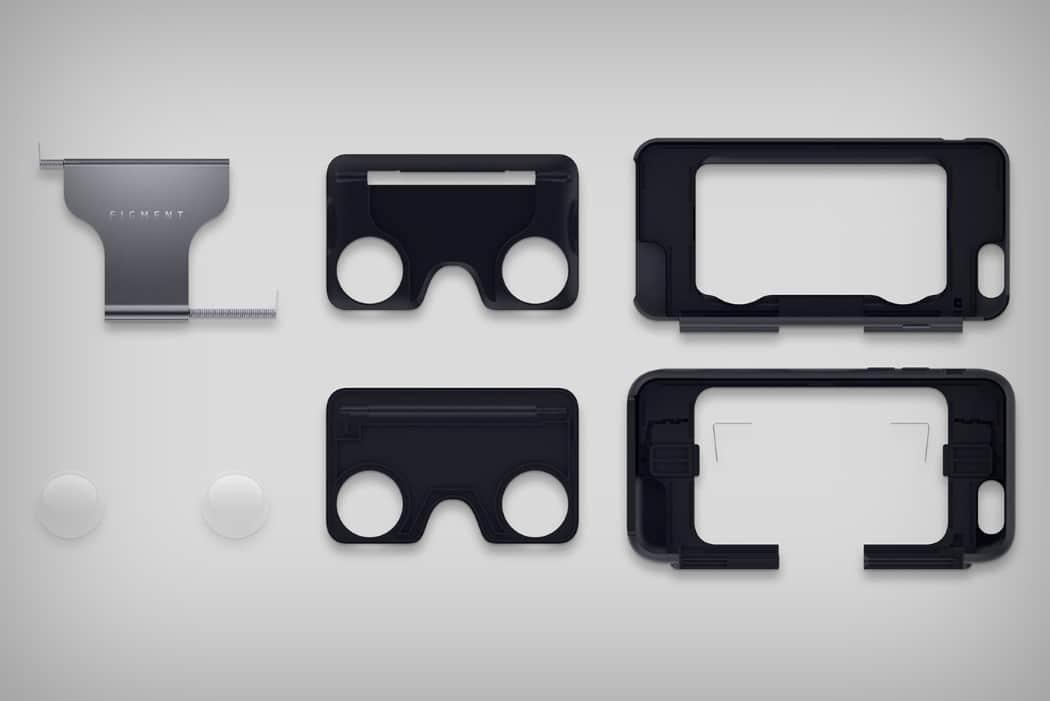 Slimmest Smartphone VR Case 6