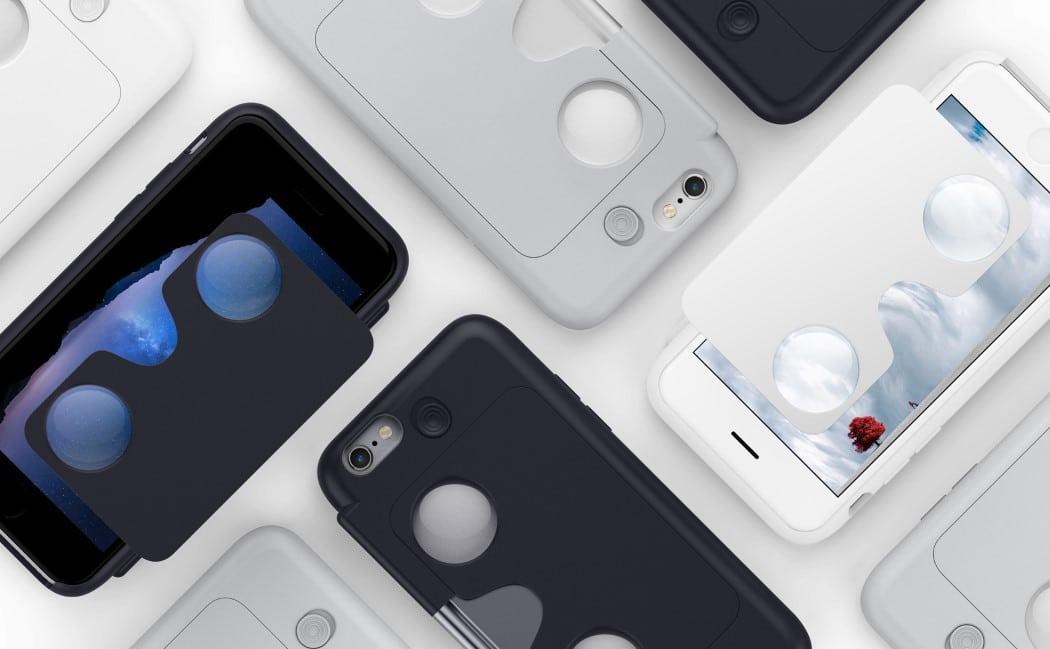 Slimmest Smartphone VR Case 7