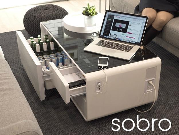 Sobro Cooler Coffee Table Image