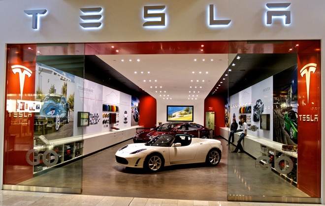 Data Drives Tesla Beyond Traditional Car Manufacturers