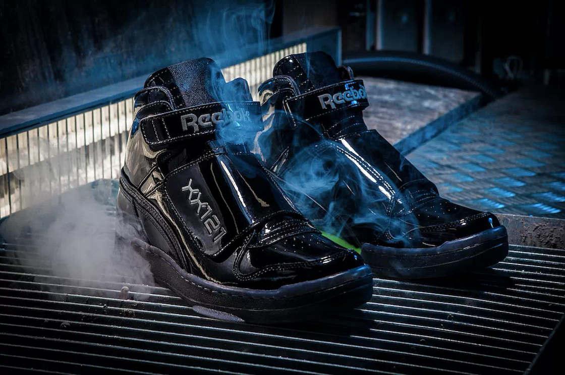 Aliens Movie Sneakers Reebok Covenant Image