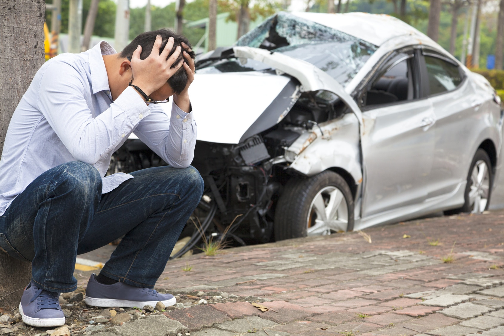 How Does The City Of Houston Handle Minor Car Accidents?