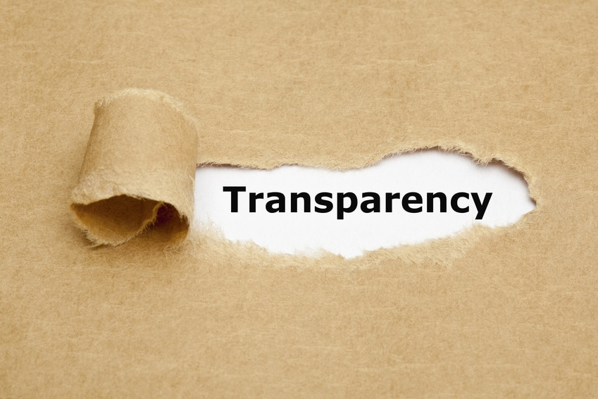 How To Improve Company Transparency Header
