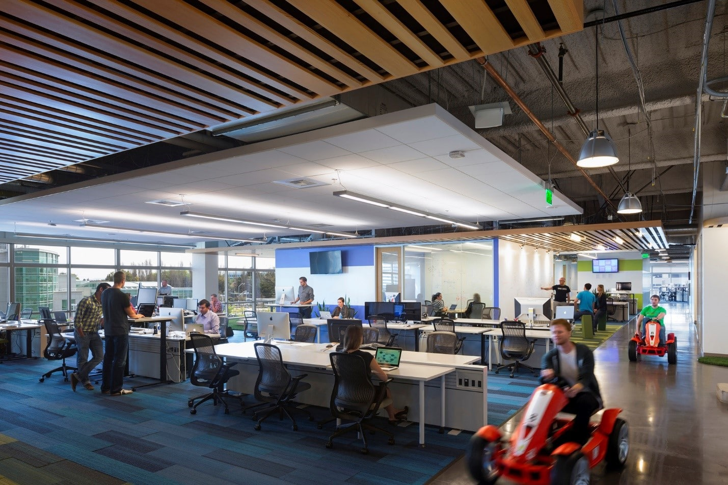 Top Coolest Offices GoDaddy World Image