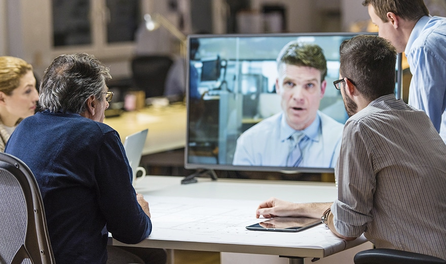 5 Reasons Video Conferencing Article Image