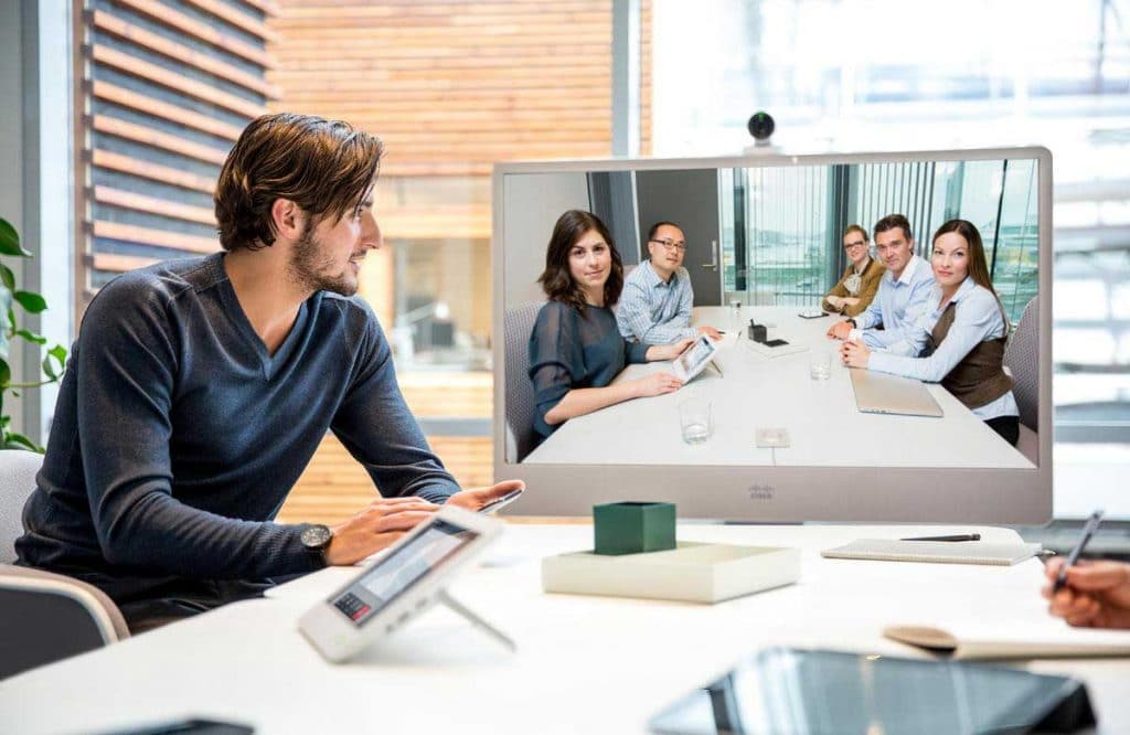 5 Reasons Video Conferencing Header Image