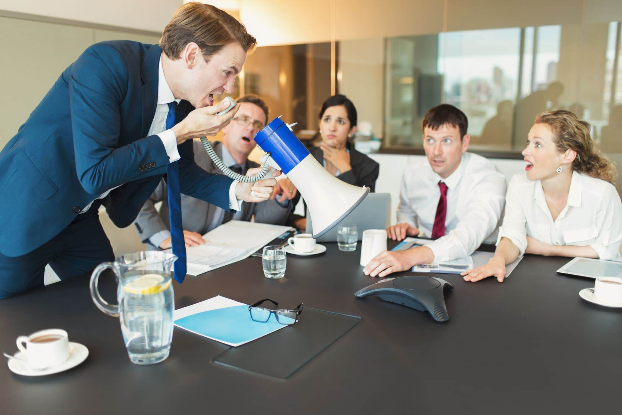 8 Ways Improve Conference Calls Header