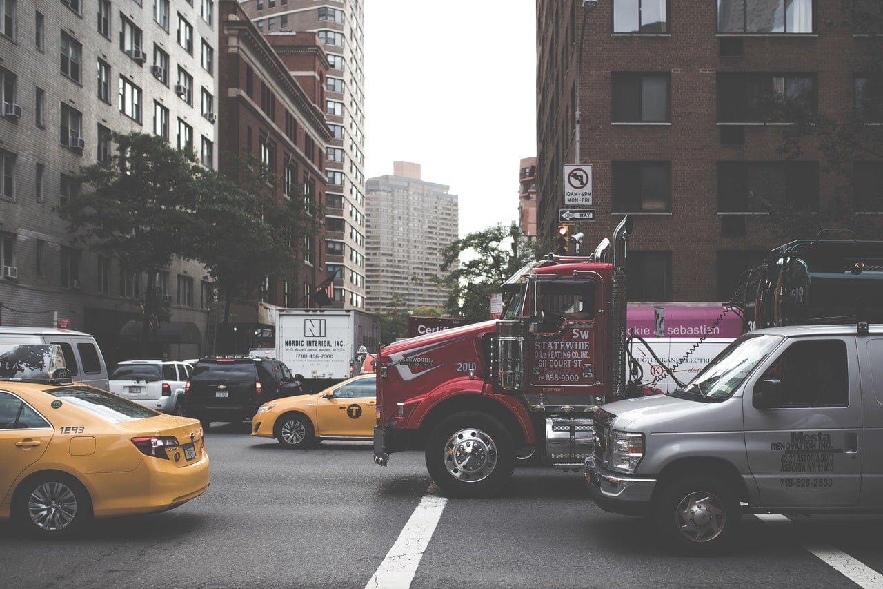 Can Technology Reduce Commercial Trucking Accidents?