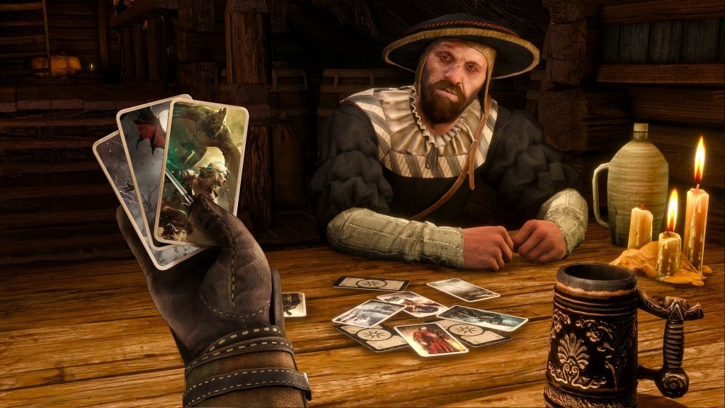 Games Within Games – Four Video Games With Gambling Mini-Games