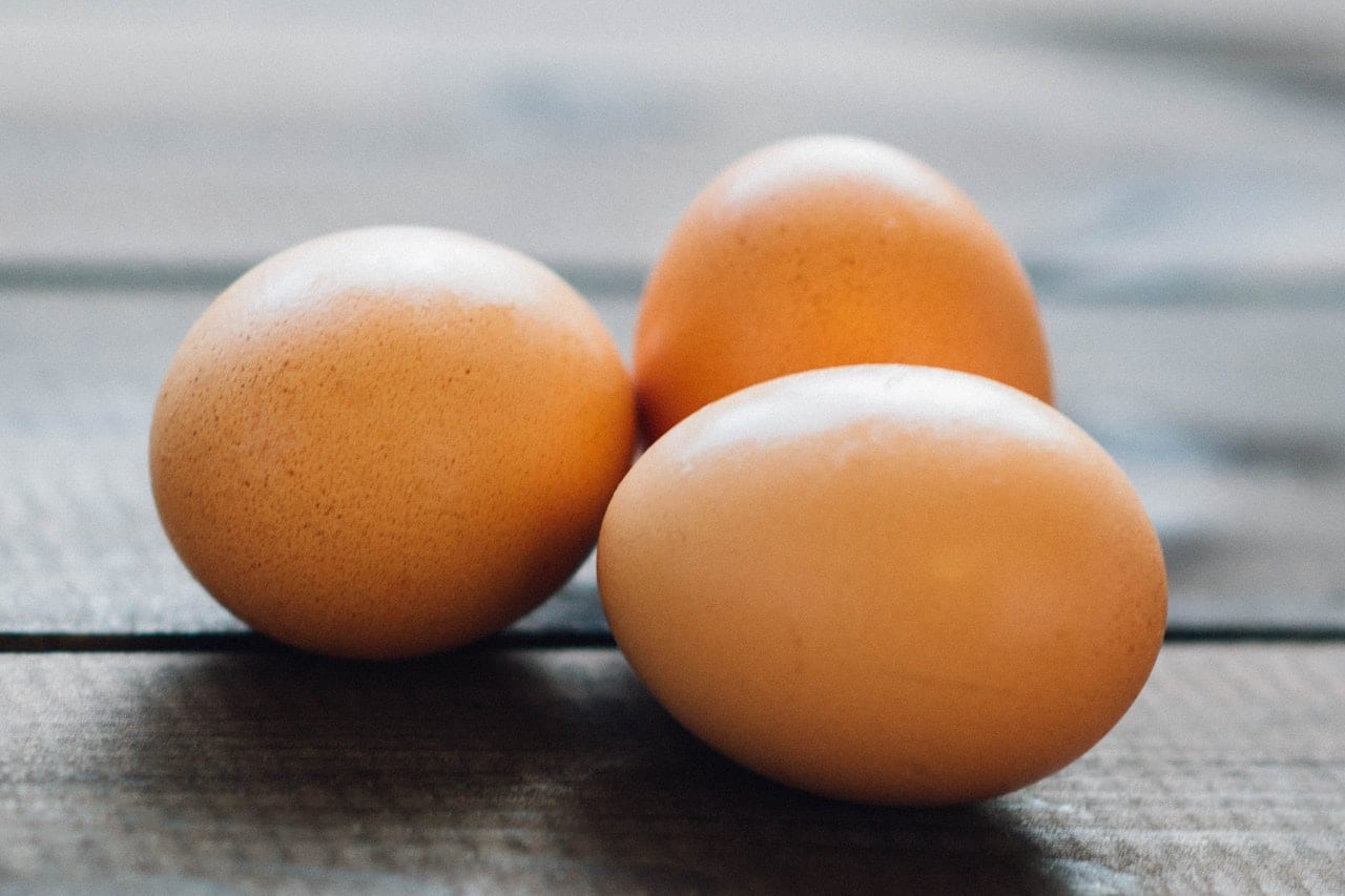 Healthy Eggs Facts Header Image