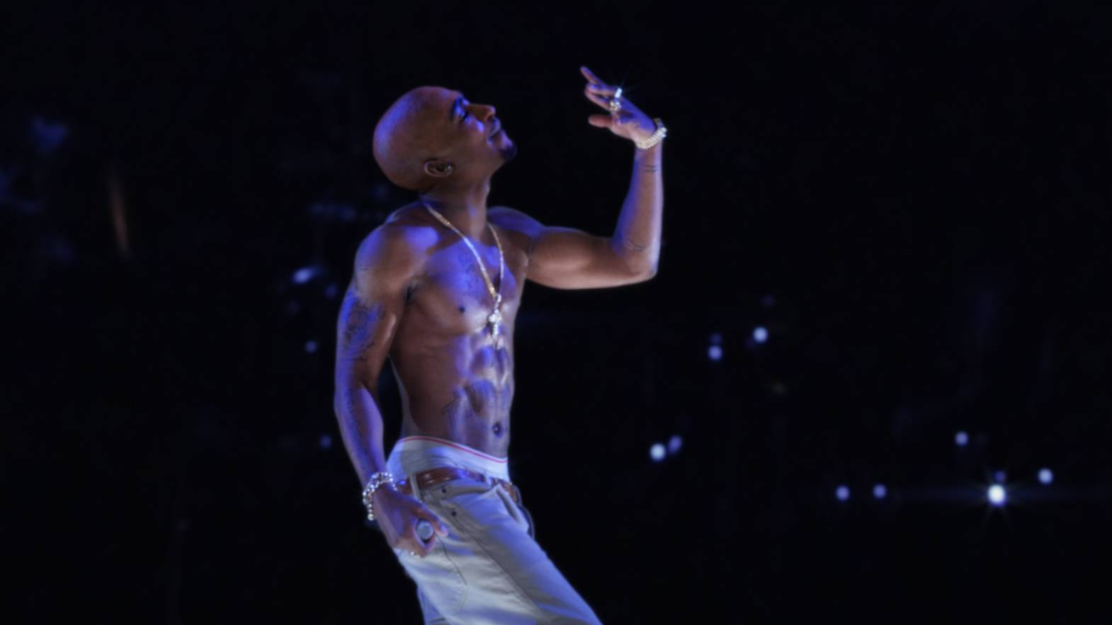 Holograms Entertainment Tupac Shakur Header Image