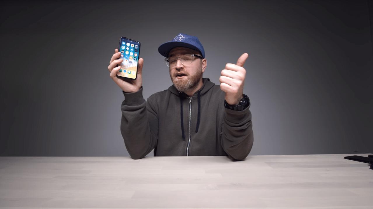 iPhone 8 Prototype Hands-On Header Image