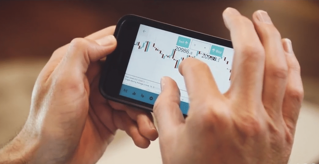 LCG Trading App Review Header Image