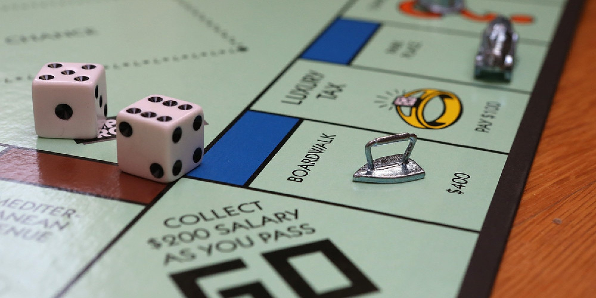 Monopoly Gamer – Monopoly Like You've Never Played It Before