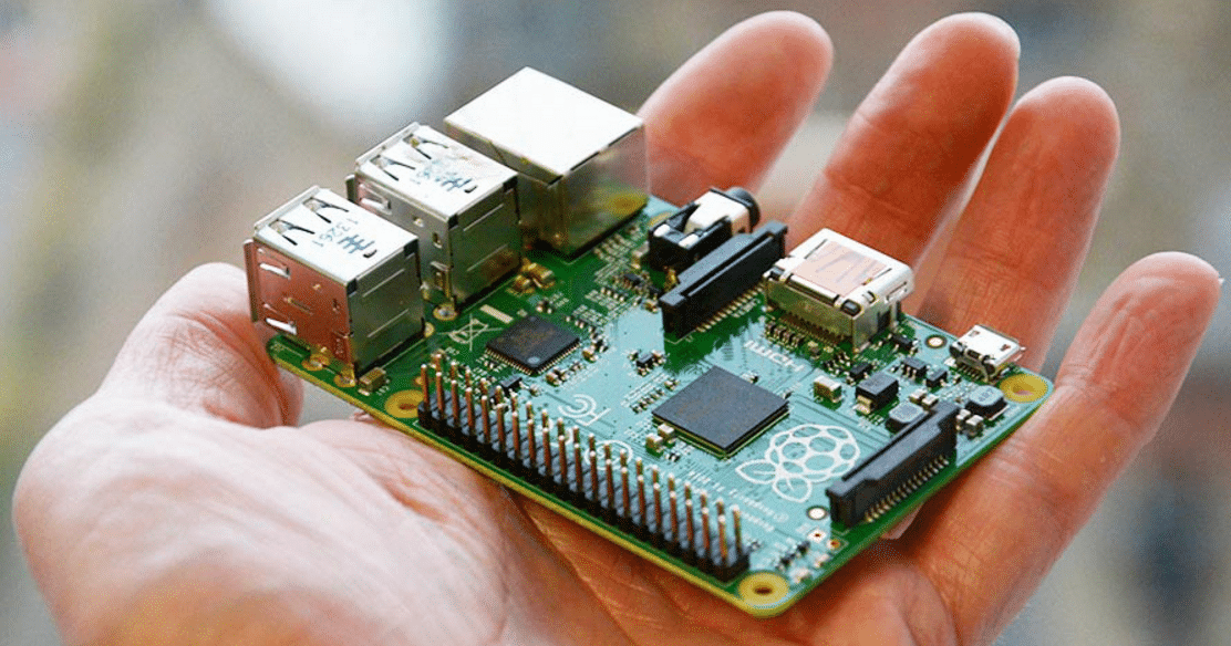 Raspberry Pi Home Build Projects Header