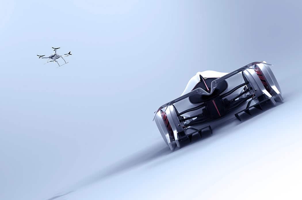 Tesla T1 Concept Car Image 4