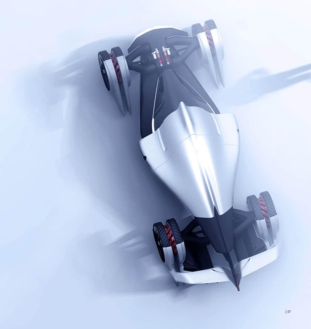 Tesla T1 Concept Car Image 5