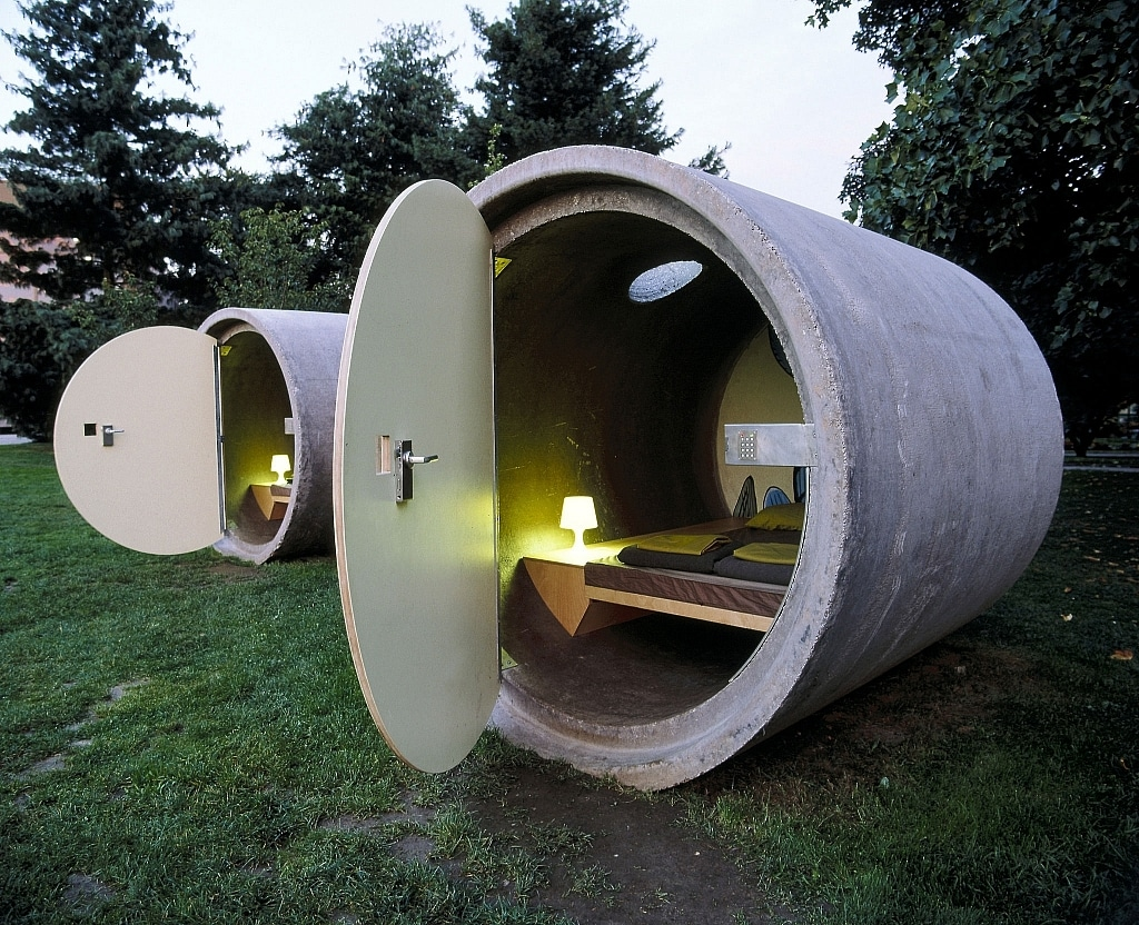 Top 10 Bizarre Places Sewage Pipe Ottensheim