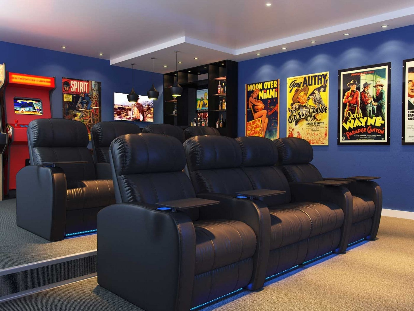 Wireless Home Theater – Quick Guide To Pulling It Off