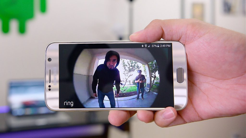 Choosing Home Security Camera Article Image