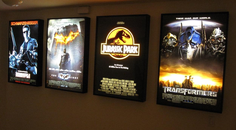 Evolution Movie Poster Design Header Image