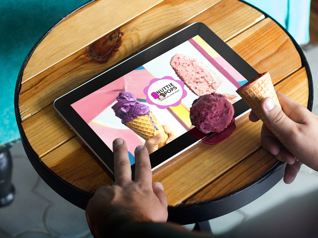 iPad Restaurant Benefits Header Image